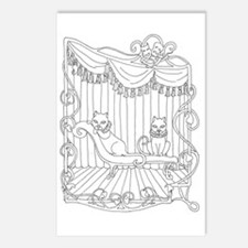 Theatre Cats Postcards (Package of 8)