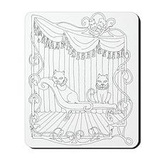 Theatre Cats Mousepad