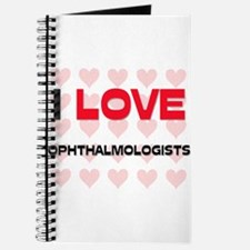 I LOVE OPHTHALMOLOGISTS Journal