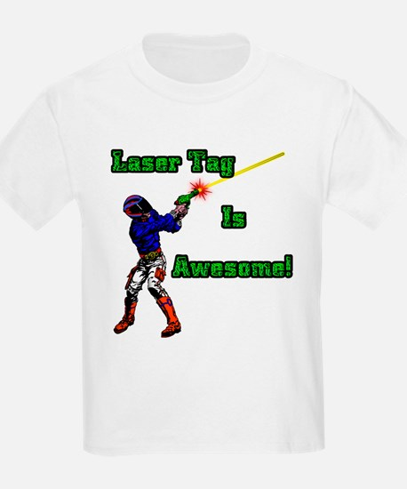 Laser Tag (Get Silly) T-Shirt