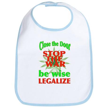 Stop the War Bib