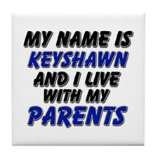 my name is keyshawn and I live with my parents Til