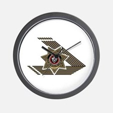 Sheriff San Bernardino Wall Clock