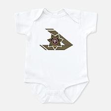 Sheriff San Bernardino Infant Bodysuit