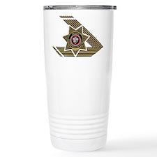 Sheriff San Bernardino Travel Mug