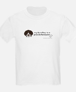 german shorthaired pointer gifts T-Shirt