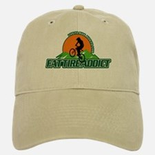 FAT TIRE ADDICT Baseball Baseball Cap