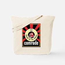 Anti Obama Socialist Tote Bag