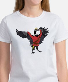 Unique Royal canadian mounties Tee