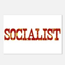 Socialist Postcards (Package of 8)