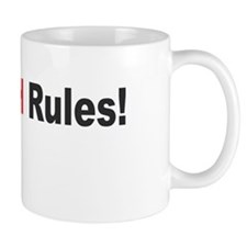 STAPH Rules Mug
