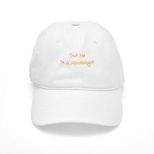 Trust me I'm A Microbiologist Baseball Cap