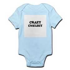 CRAZY CHELSEY Infant Creeper