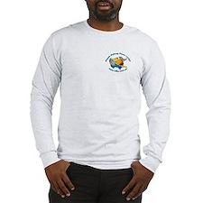 3-KFDUlogo2cafepresstrns8 Long Sleeve T-Shirt