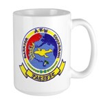 AEWBARRONPAC Large Mug