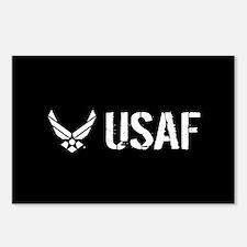 USAF: USAF Postcards (Package of 8)