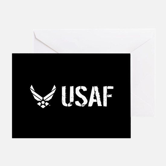 USAF: USAF Greeting Card