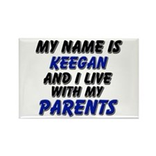 my name is keegan and I live with my parents Recta