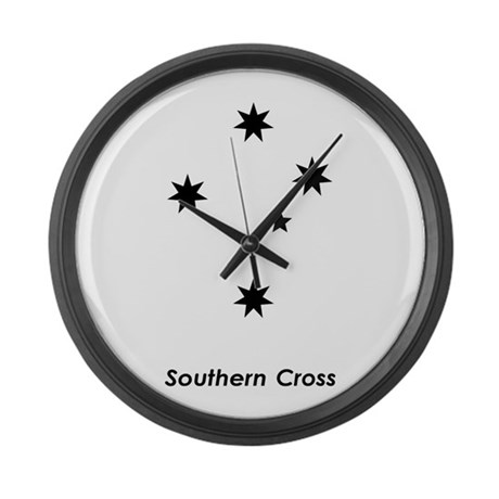 Southern Cross Large Wall Clock