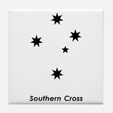 Southern Cross Tile Coaster