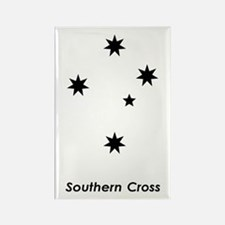 Southern Cross Rectangle Magnet