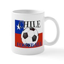 Chile Football Mug