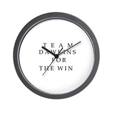 Team for The Win Wall Clock