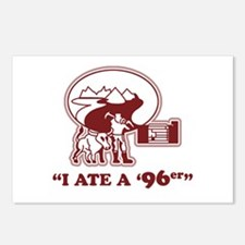 I Ate a 96er Postcards (Package of 8)