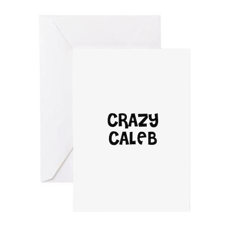 CRAZY CALEB Greeting Cards (Pk of 10)