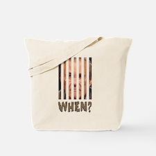 don behind bars Tote Bag