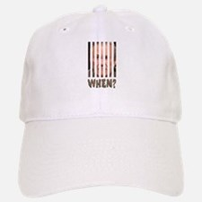 don behind bars Baseball Baseball Cap