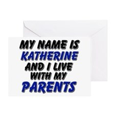 my name is katherine and I live with my parents Gr