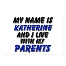 my name is katherine and I live with my parents Po