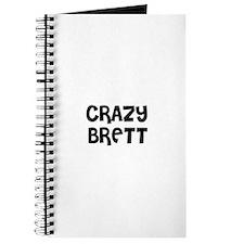 CRAZY BRETT Journal