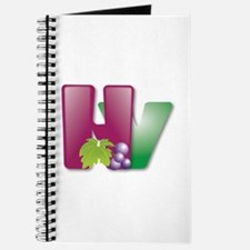 HV with grapes Journal