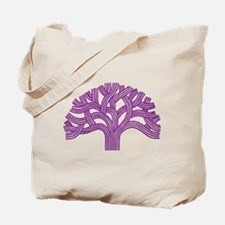 Oakland Plum Tree Tote Bag