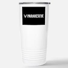 USAF: Pararescue Stainless Steel Travel Mug