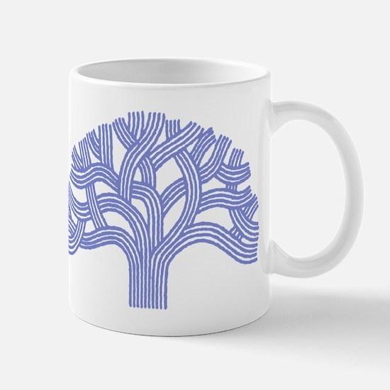 Oakland Ceanothus Tree Mug