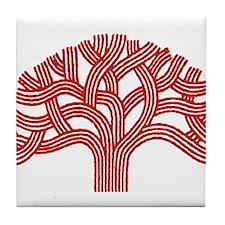 Oakland Apple Tree Tile Coaster