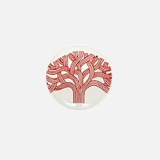 Oakland Apple Tree Mini Button