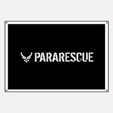 USAF: Pararescue Banner