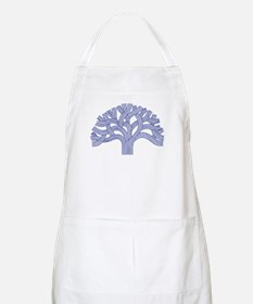 Oakland Blueberry Tree BBQ Apron