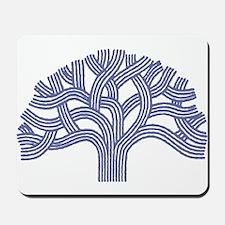 Oakland Blueberry Tree Mousepad