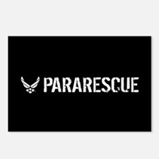 USAF: Pararescue Postcards (Package of 8)