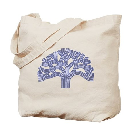 Oakland Blueberry Tree Tote Bag