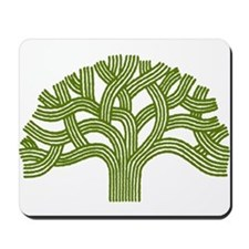 Oakland Oak Tree Mousepad
