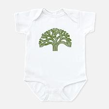 Oakland Oak Tree Infant Bodysuit