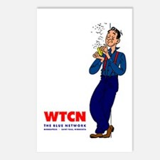 WTCN 1280 Postcards (Package of 8)