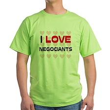 I LOVE NEGOCIANTS T-Shirt