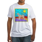 """""""OUR BOY"""" Fitted T-Shirt"""